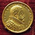 Christian maler, med. di rodolfo II imp., 1599, oro.JPG