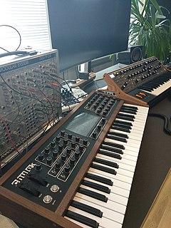 Chulek synthesizer Synthesizer