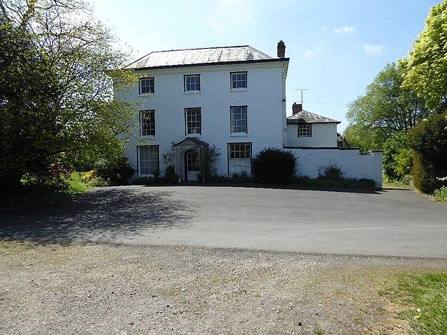 Church House, Ashford Bowdler, Shropshire
