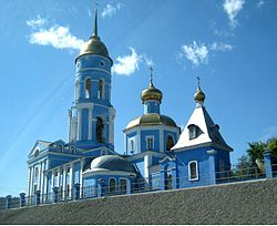 Church of Vladimirskaya02 (Mytischi) by shakko.jpg