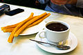 Churros at Hot Chocolate at San Gines.jpg