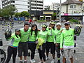 Ciclopaseo Staff in Quito Ecuador.JPG