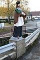 Cikó, Nepomuki Szent János-szobor 2020 02.jpg