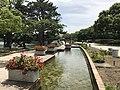 Circle waterway in Ohori Park 3.jpg