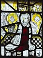 Cirencester, St John the Baptist church, medieval stained glass (44419778975).jpg