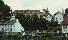 Caldey Island Monastery Chanting Times