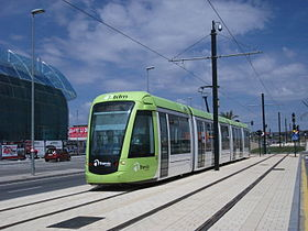 Image illustrative de l'article Tramway de Murcie