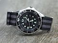 Citizen Promaster Eco-Drive BN0000-04H Diver's 300 m on a on a 4-ring NATO strap.jpg