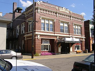 Loudonville, Ohio - Image: City Hall n Opera House P9020192