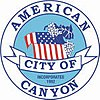 Official seal of American Canyon, California