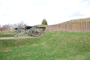 Civil War Defenses of Washington (Fort Stevens) FSTV CWDW-0015.jpg