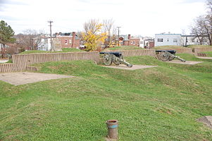 Civil War Defenses of Washington (Fort Stevens) FSTV CWDW-0068.jpg