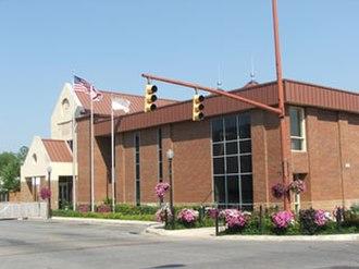 Clanton, Alabama - Clanton City Hall