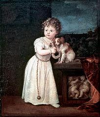portrait de Clarissa Strozzi