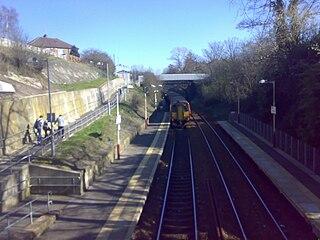 Clarkston railway station