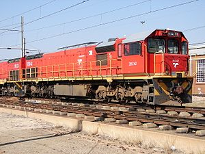 2009 in South Africa - Class 39-200