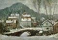 Claude Monet - Sandvika Village in the Snow (1895).jpg