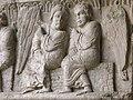 Claustro de la Catedral de Gerona. Capitel.jpg