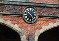 Clock, Queen's University, Belfast - geograph.org.uk - 1599467.jpg