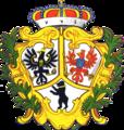 Coat of arms Berlin 1709.png
