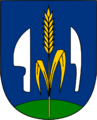 Coat of arms of Dobrinci.png