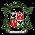 Coat of arms of Ignatius Augustinus Schetz van Grobbendonck.png
