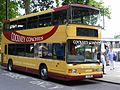 Cockney Coaches - DAF DB250 Optare YCZ 101..jpg