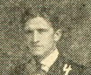 Cody Clark - Clark pictured in the 1907 Marquette football team photo