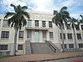 Colégio Salesiano Dom Henrique Mourão em Lins. Em 1929 o prédio foi inaugurado, com o nome de Colégio Diocesano. Atualmente chamado de Centro Universitário Católico Salesiano Auxilium, o UNISALESIANO. - panoramio.jpg