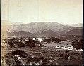 Collectie Nationaal Museum van Wereldculturen TM-60062320 Het Constant Spring hotel vanuit de verte Jamaica J.W.C. Brennan (Fotograaf).jpg