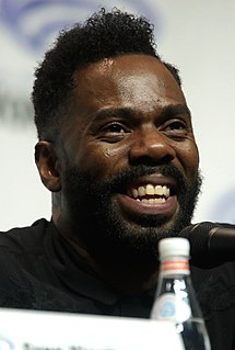 Colman Domingo American actor