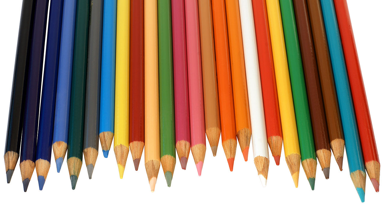 Image result for colored pencils crayons
