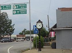 Colquitt Street Clock.JPG