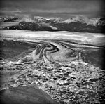 Columbia Glacier, Terentiev Lake, Valley Glacier and Calving Distributary, September 10, 1972 (GLACIERS 1317).jpg