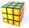 Combination Puzzle Rubik Cube with numbers.jpg