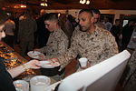 Community shares tradition, hospitality with station Marines 130327-M-EY704-006.jpg