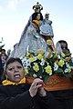 Con la Virgen del Quinche (Ecuador) en Torreciudad 2017 - 004 (38503945621).jpg