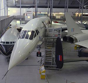 Concorde aircraft histories - Concorde G-AXDN (101)