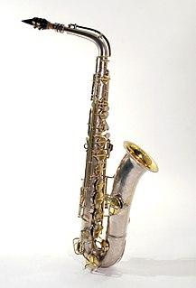 C melody saxophone type of saxophone