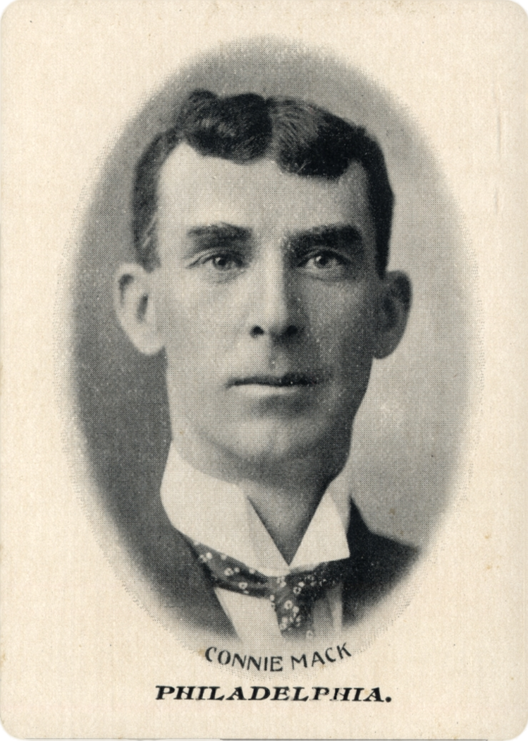 Connie Mack 1904 Fan Craze