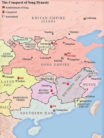 5562fe36ce Military history of the Song dynasty - Wikipedia