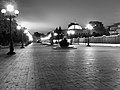 Constitution square Kiev night1.jpg