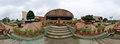 Convention Centre Complex - 360 Degree Equirectangular View - Science City - Kolkata 2015-07-17 9249-9256.tif