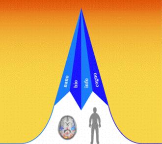 Transhumanism - Image: Converging technologies