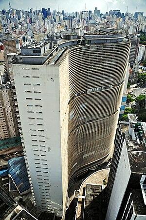 Edifício Copan - Edifício Copan in downtown São Paulo