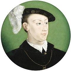 Portrait of the Dauphin François