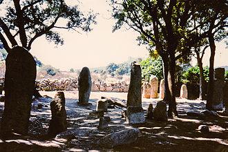 Rinaghju - Stones at Rinaghju