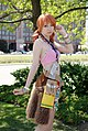 Cosplayer of Oerba Dia Vanille from Final Fantasy XIII 20130526.jpg