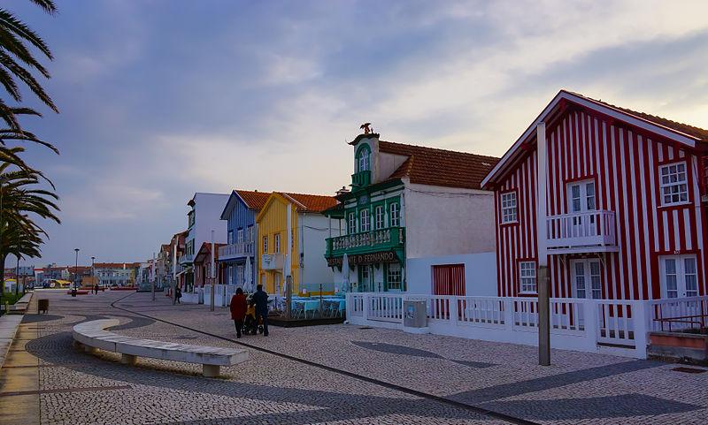 Aveiro, Portugal fotos