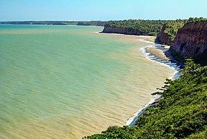 Descobrimento National Park - Image: Costa do Descobrimento
